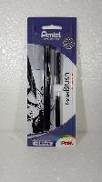 Caneta Pentel Pocket Brush e refil